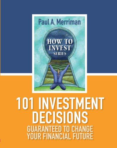 101 investment decisions