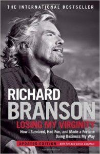 Losing My Virginity – Richard Branson Amazon eBook