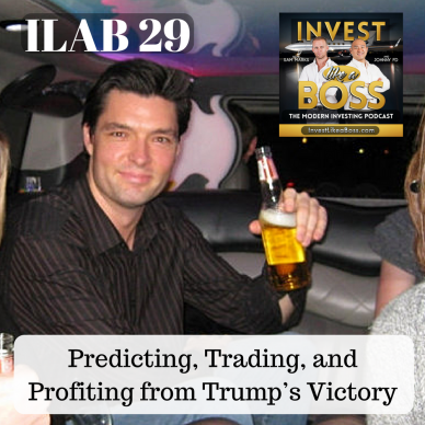 Predicting, Trading, and Profiting from Trump's Victory