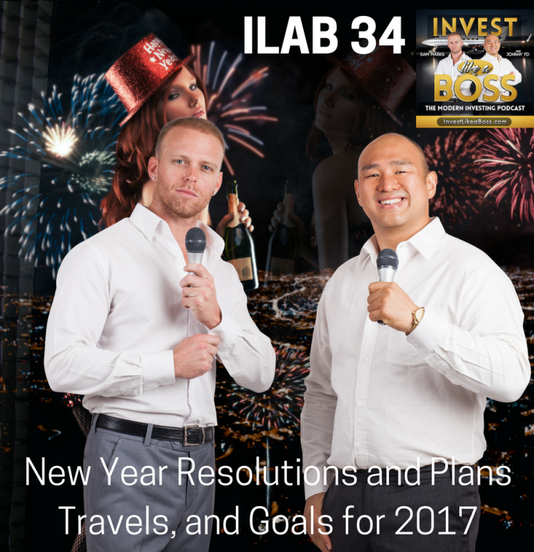 New Years Resolutions, Goals, Plans for 2017