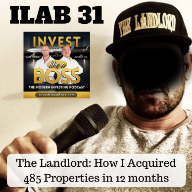 The Landlord: How I Acquired 485 Properties in 12 months