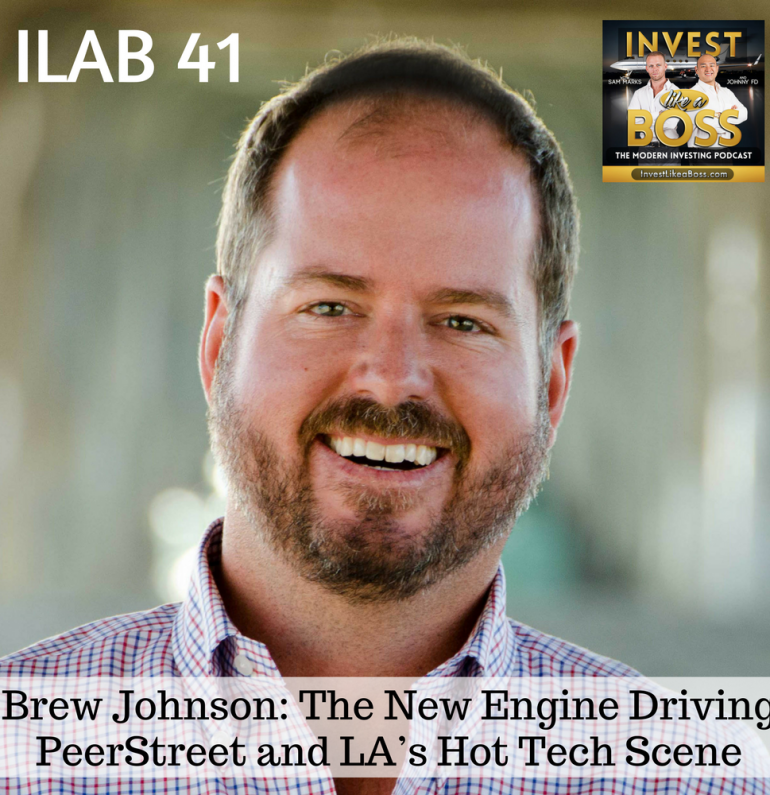 Brew Johnson: The New Engine Driving PeerStreet and LA's Hot Tech Scene