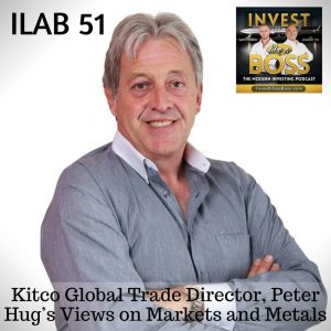 Kitco, Peter Hug, Gold, Silver, precious metals, Fundrise
