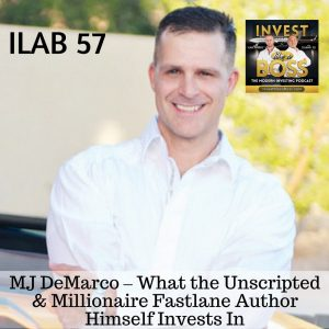 MJ DeMarco, Millionaire Fastlane, UNSCRIPTED: Life, Liberty, and the Pursuit of Entrepreneurship, Lamborghinis